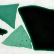 C126 - Dark Green Confetti