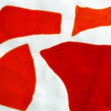C357 - Red Opal Confetti