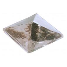 40mm Clear Aztec Jewels