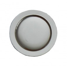 25mm Round Clear Lens