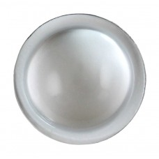 33mm Round Clear Lens