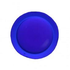 25mm Round Cobalt Blue Lens