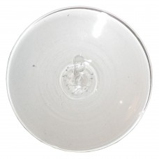 RON100 - Clear Rondel - 60mm