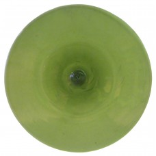 RON526L - Olive Green Rondel - 80mm
