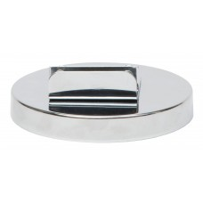 Round Chrome Base - Un-wired