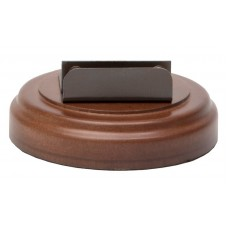 Round Wooden Base - Un-wired