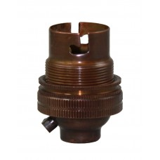BC Bulb Holder - Antique