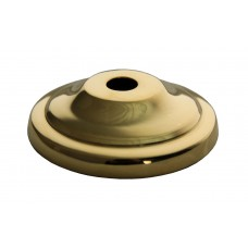 60mm Polished Brass Vase Cap