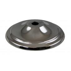88mm Chrome Vase Cap