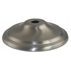 88mm Matt Nickel Vase Cap