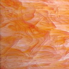 3751S - Orange/White Opal