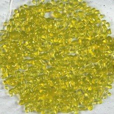 FY367M - Dark Yellow Opal Medium Frit